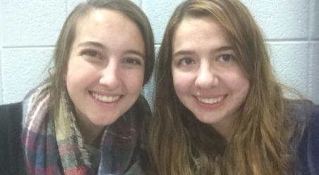 Selfie with Kelsie at YA.F.F.