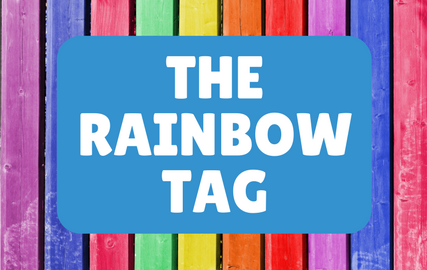 the rainbow tag