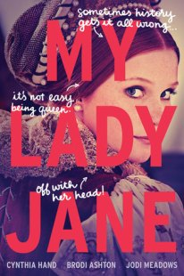 my lady jane cover