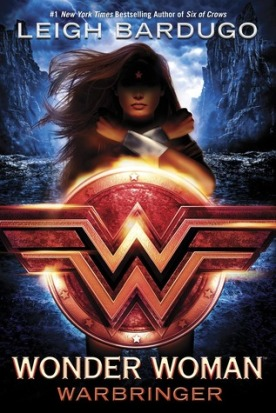 wonder woman warbringer cover