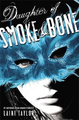 daughter of smoke and bone cover