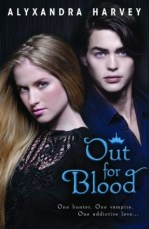 out for blood cover