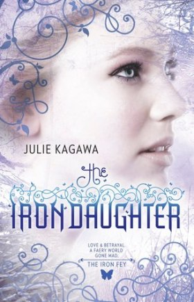 the iron daughter cover