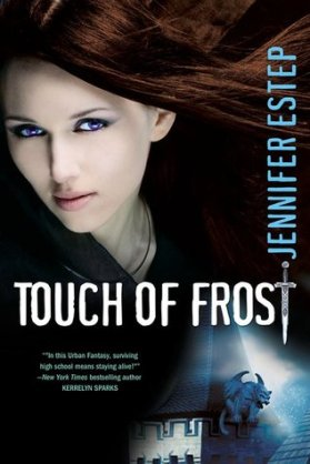 touch of frost cover