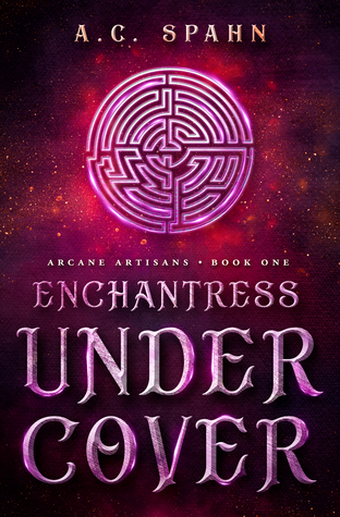enchantress undercover cover