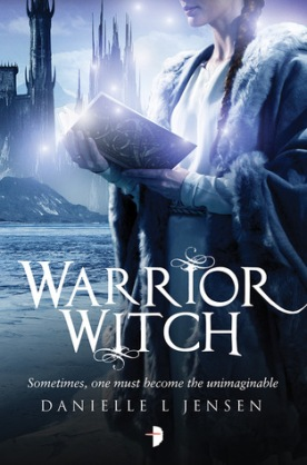 warrior witch cover