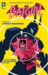 Batgirl volume 2 cover