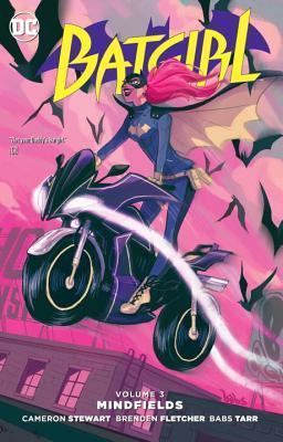 batgirl volume 3 cover