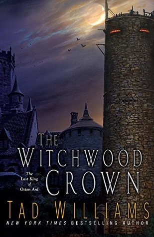 The witchwood crown cover
