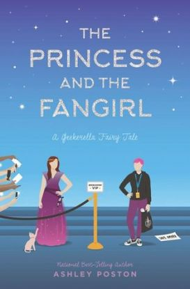 the princess and the fangirl cover