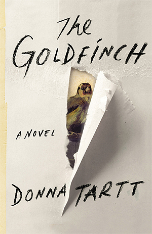 the goldfinch cover