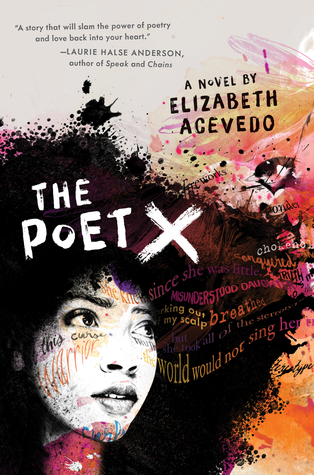 the poet x cover
