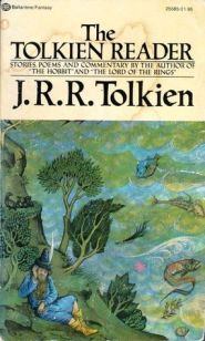 the tolkien reader cover