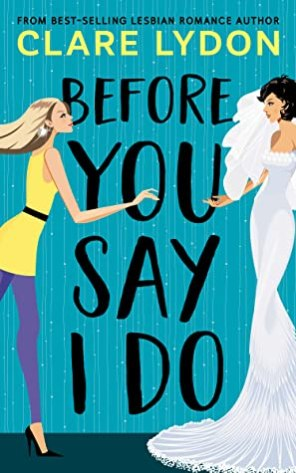 before you say i do cover