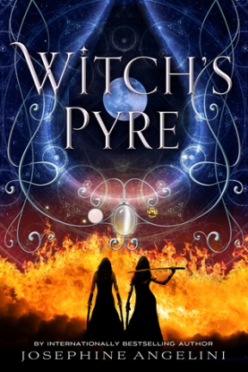 witch's pyre cover